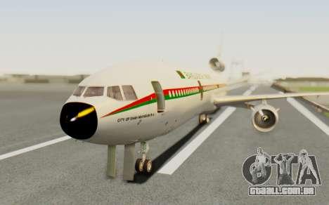 DC-10-30 Biman Bangladesh Airlines para GTA San Andreas