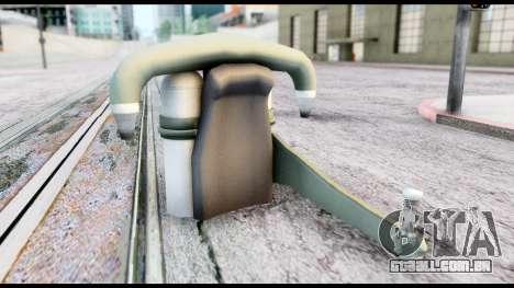 New SA Jetpack para GTA San Andreas segunda tela