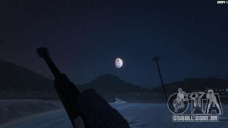 GTA 5 Majoras Mask Moon segundo screenshot