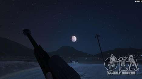 Majoras Mask Moon para GTA 5