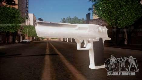Desert Eagle from Battlefield Hardline para GTA San Andreas