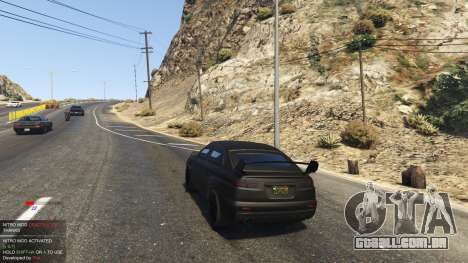 GTA 5 Nitro Mod (Xbox Joystick support) 0.7 terceiro screenshot