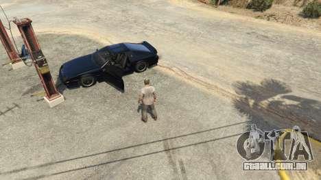 GTA 5 Knight Rider: K.I.T.T [.NET] 2.6.1 terceiro screenshot