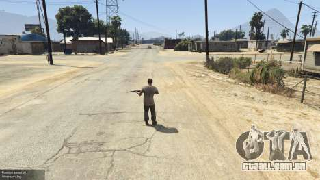 GTA 5 Where Am I segundo screenshot