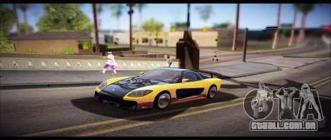 Temfan ENB para GTA San Andreas terceira tela
