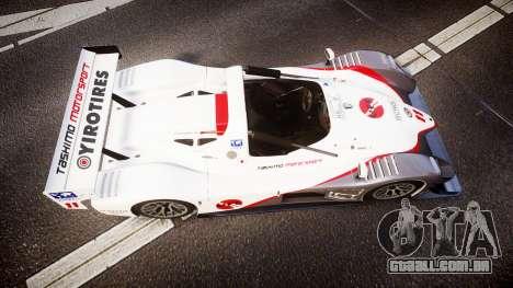 Radical SR8 RX 2011 [11] para GTA 4 vista direita