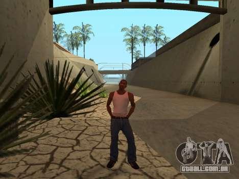 Ped.ifp Animação Gopnik para GTA San Andreas terceira tela