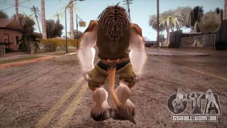 Os Taurens para GTA San Andreas terceira tela