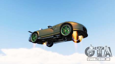 Vehicles Jetpack v1.2.2 para GTA 5