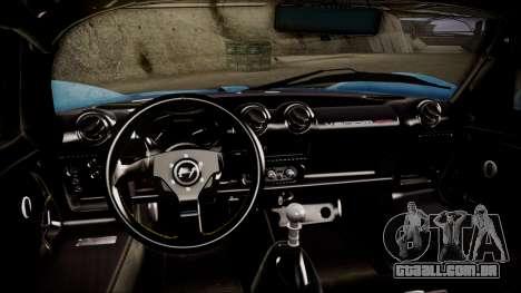 Hennessey Venom GT 2012 U.S.A American para GTA San Andreas vista direita