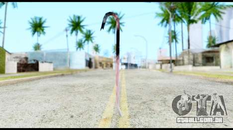 Manhunt Crowbar para GTA San Andreas