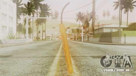 Red Dead Redemption TNT Diego Elegant para GTA San Andreas segunda tela