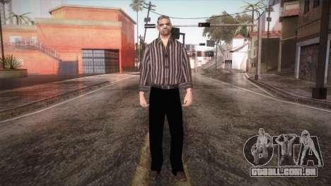 Taxman para GTA San Andreas segunda tela
