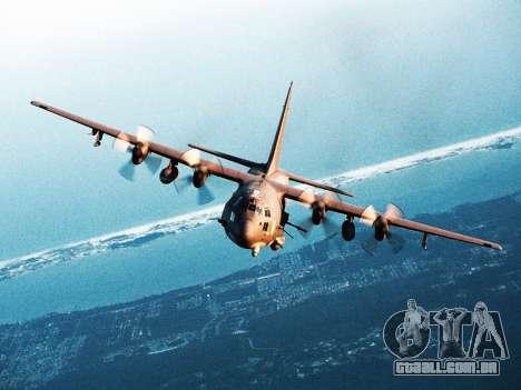Apoio aéreo v1.3 para GTA 5
