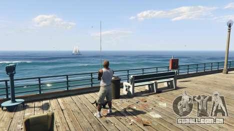GTA 5 Fishing Mod 0.2.7 BETA décimo imagem de tela