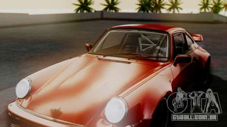 Porsche 911 Turbo (930) 1985 Kit A para as rodas de GTA San Andreas