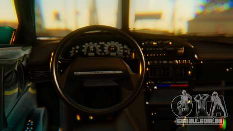 VAZ 2113 Stoke para GTA San Andreas vista direita