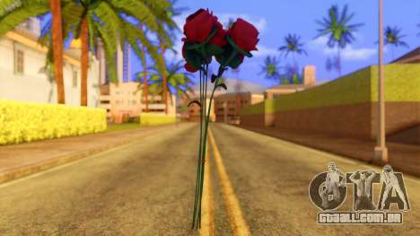 Atmosphere Flowers para GTA San Andreas