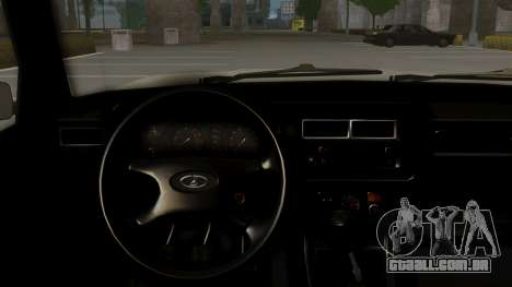 VAZ 21047 para GTA San Andreas vista direita
