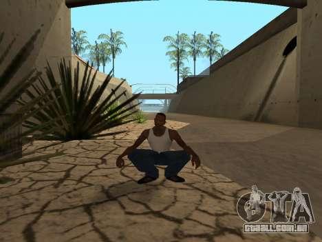 Ped.ifp Animação Gopnik para GTA San Andreas