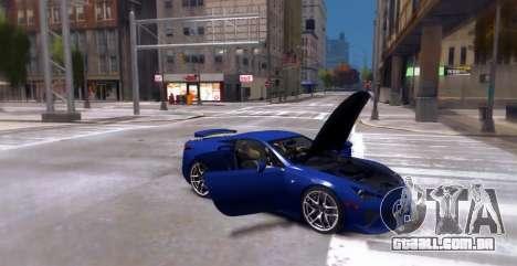 Lexus LF-A 2010 [EPM] para GTA 4 vista direita