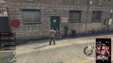 GTA 5 Trucking Missions 1.5 sétima screenshot