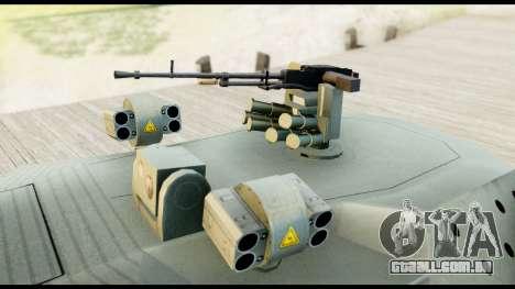 PL-01 Concept para GTA San Andreas vista direita