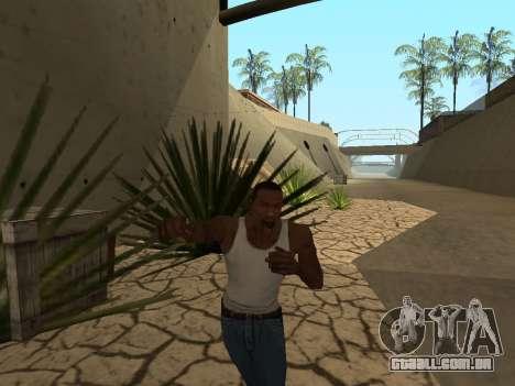 Ped.ifp Animação Gopnik para GTA San Andreas oitavo tela