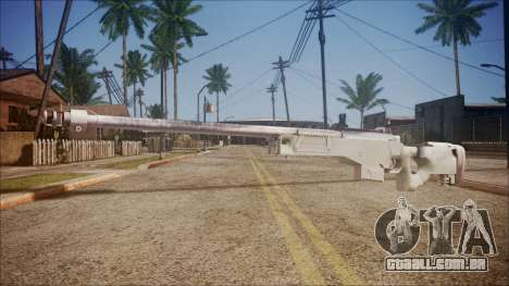L96 from Battlefield Hardline para GTA San Andreas