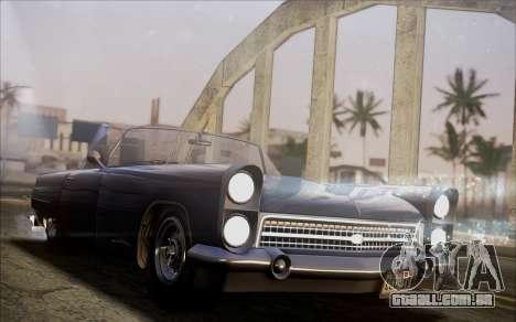 GTA 5 Vapid Peyote para GTA San Andreas vista direita