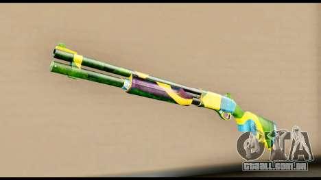 Brasileiro Shotgun para GTA San Andreas