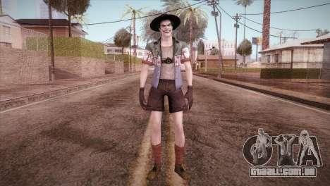 Joker para GTA San Andreas segunda tela