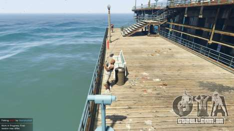 GTA 5 Fishing Mod 0.2.7 BETA terceiro screenshot