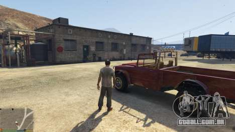 GTA 5 Trucking Missions 1.5 terceiro screenshot