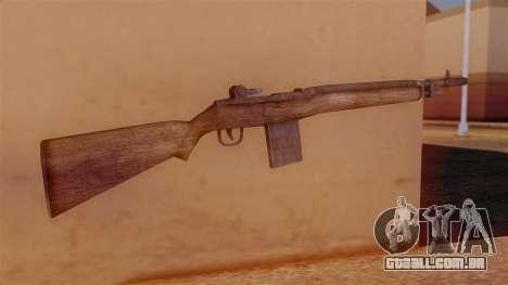 M14 Assault Rifle para GTA San Andreas segunda tela
