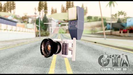 A câmera para GTA San Andreas