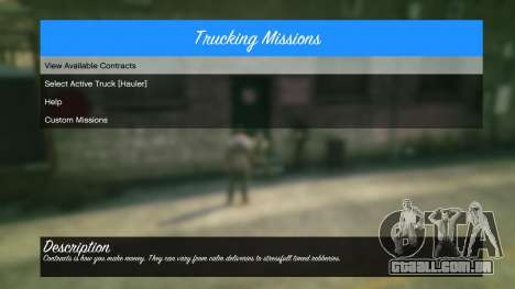 GTA 5 Trucking Missions 1.5 sexta imagem de tela