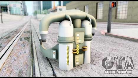 New SA Jetpack para GTA San Andreas