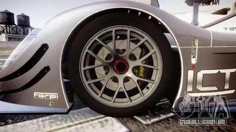 Radical SR8 RX 2011 [11] para GTA 4 vista de volta
