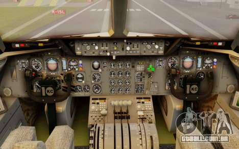 DC-10-30 Biman Bangladesh Airlines para GTA San Andreas vista direita