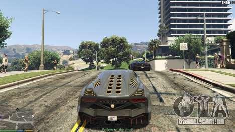GTA 5 Drag Race 1.2a quinta imagem de tela