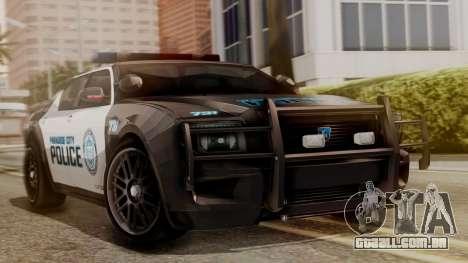 Hunter Citizen v1 IVF para GTA San Andreas