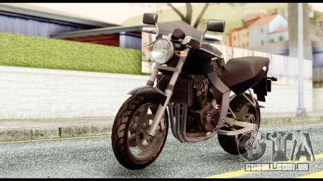 Ducati FCR-900 v4 para GTA San Andreas