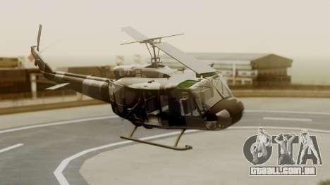 Bell UH-1 Paraguay para GTA San Andreas