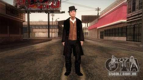 Dr. John Watson v2 para GTA San Andreas segunda tela