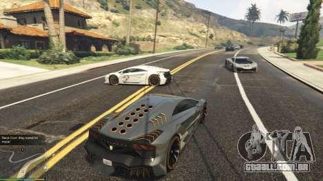 GTA 5 Drag Race 1.2a sexta imagem de tela