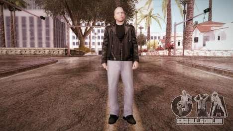 Fizruk para GTA San Andreas segunda tela