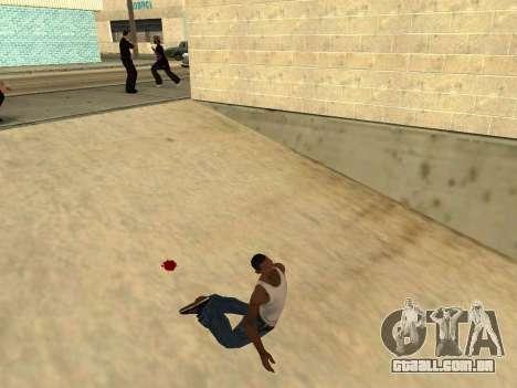 Ped.ifp Animação Gopnik para GTA San Andreas segunda tela