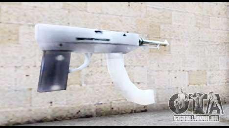 A máquina no estilo de SA para GTA San Andreas segunda tela