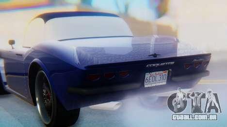 Invetero Coquette BlackFin v2 SA Plate para o motor de GTA San Andreas